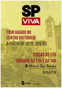Convite para tour