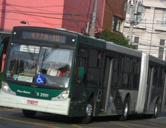 Ônibus da Via Sul