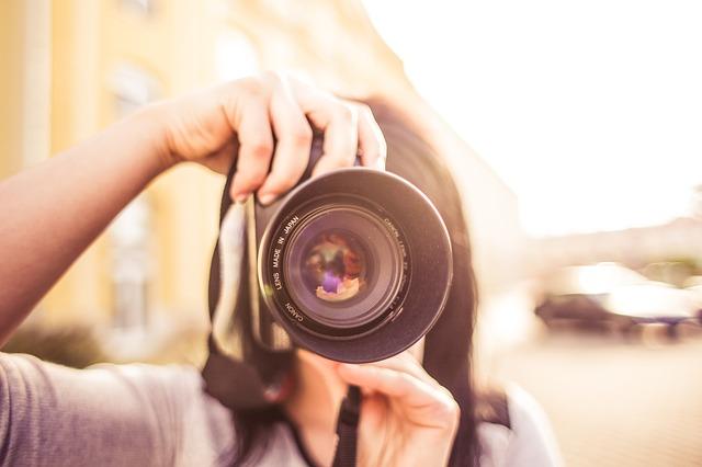 foco câmera