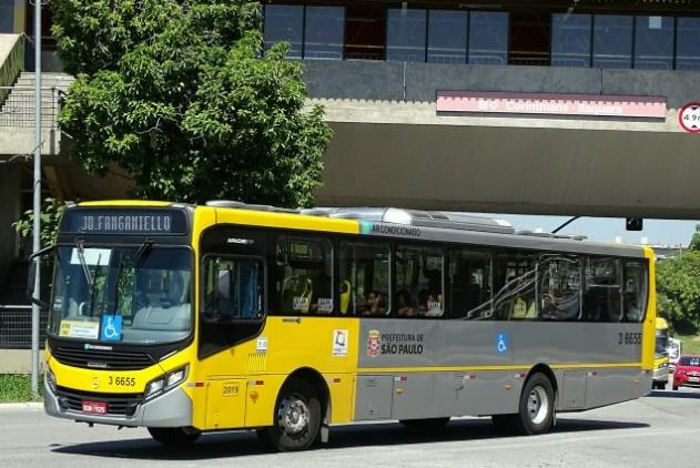 greve dos ônibus em São Paulo
