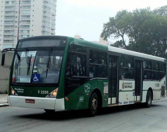 Corredores de ônibus