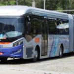 ônibus novo da Metra