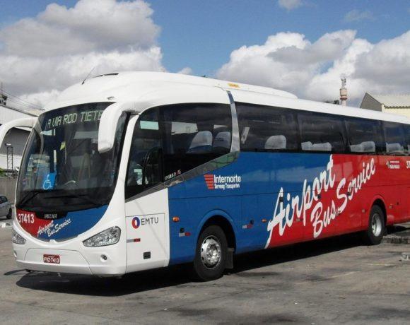 Airport-Bus-Service-linha