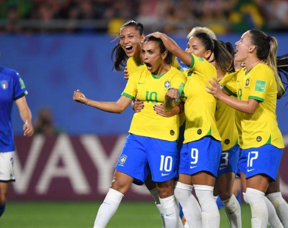 Brasil e Itália