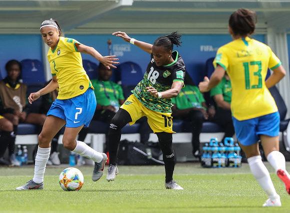 Brasil e Jamaica
