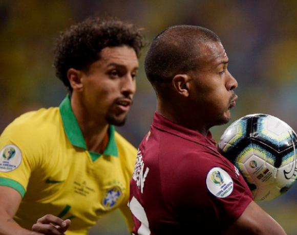 Brasil e Venezuela