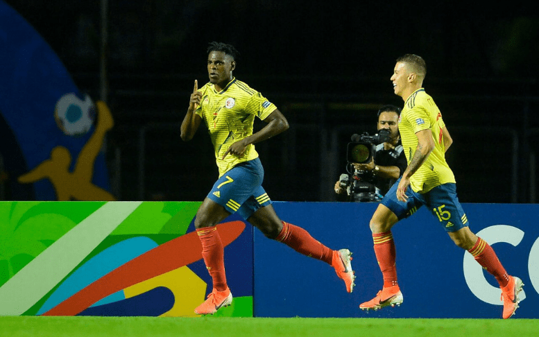 Colômbia e Catar