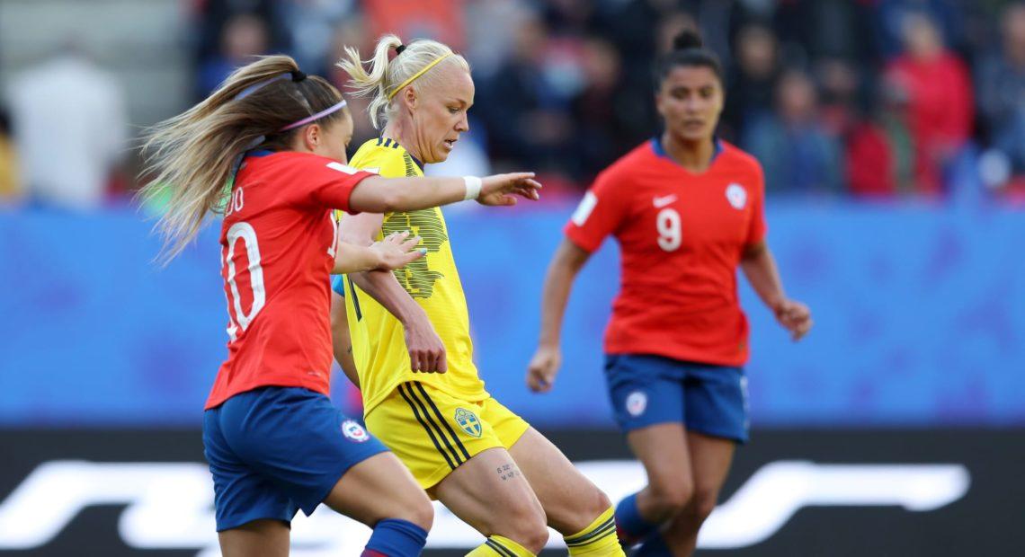 Suécia e Chile