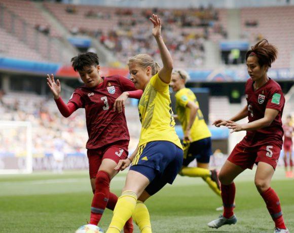 Suécia e Tailândia