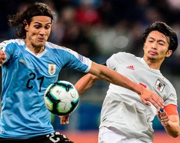 Uruguai e Japão