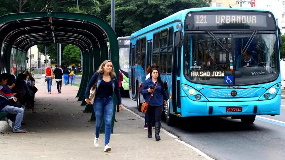 Ônibus de São José dos Campos