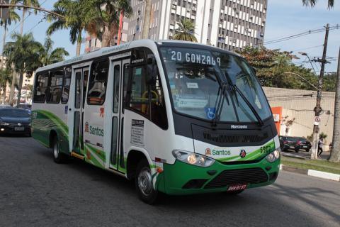 Novos micro-ônibus
