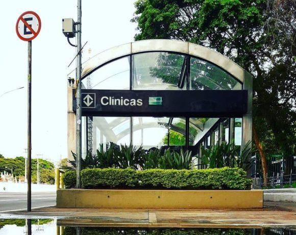 Estação Clínicas