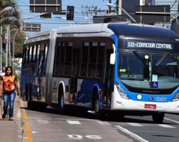 Ônibus de Campinas