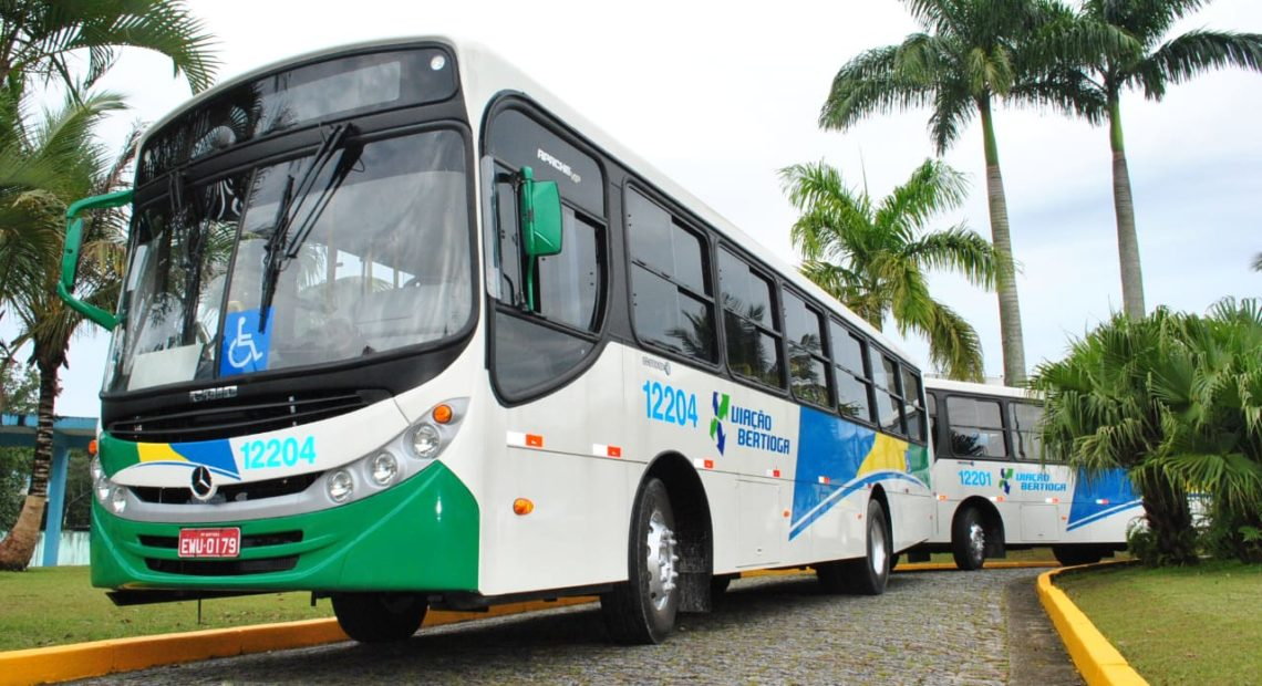 Ônibus de Bertioga