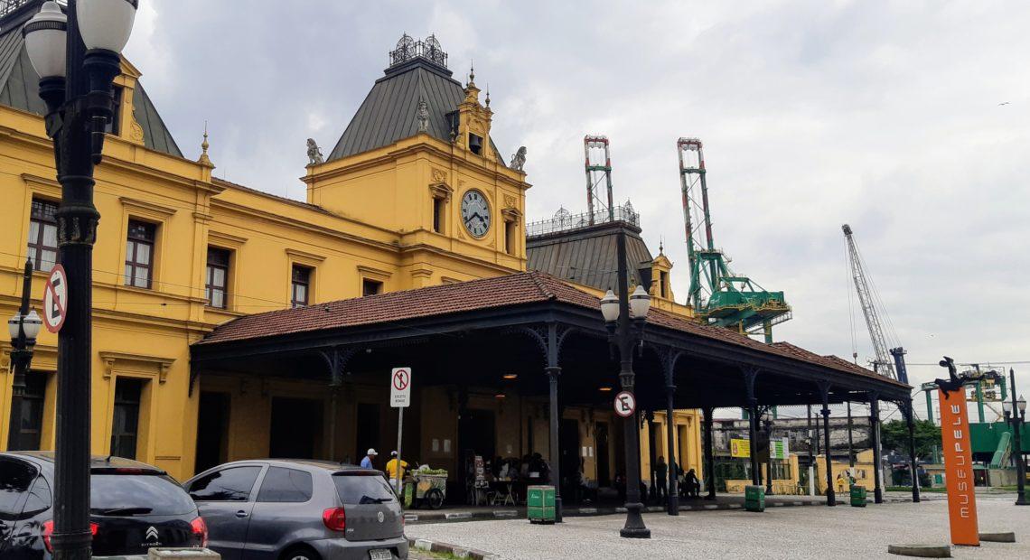Estação do Valongo