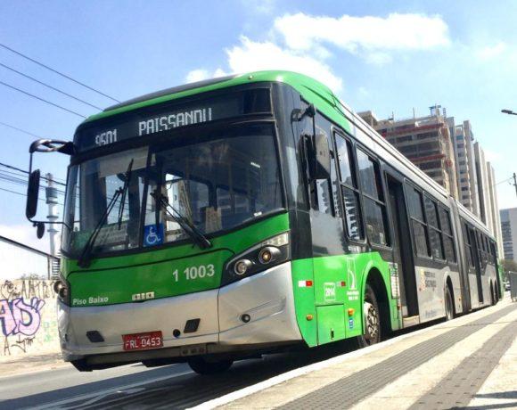 Ônibus da Santa Brígida