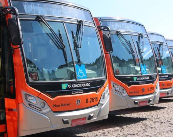 ônibus alteração
