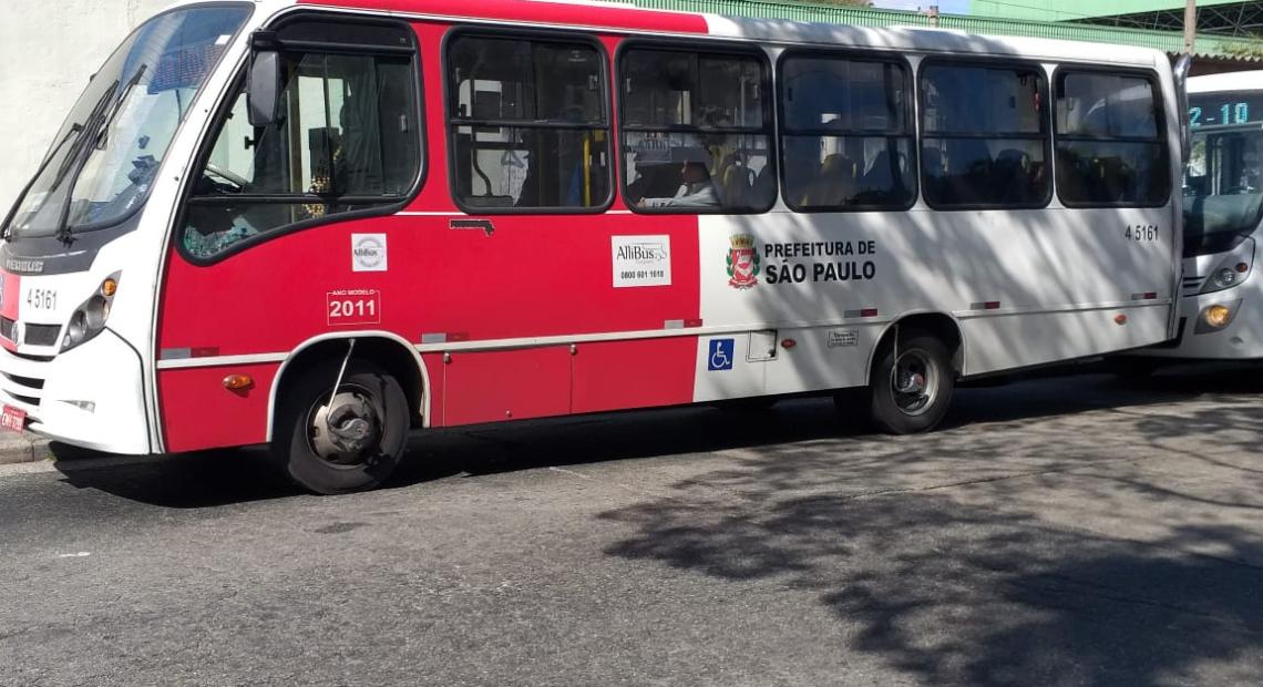 ônibus da pessego