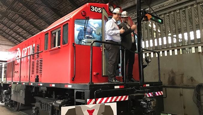 Locomotiva 3059