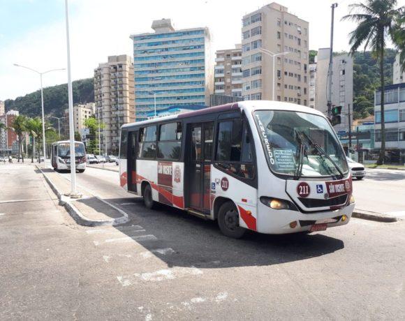 Ônibus de São Vicente
