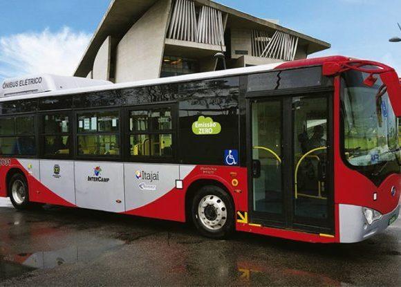 BYD ônibus