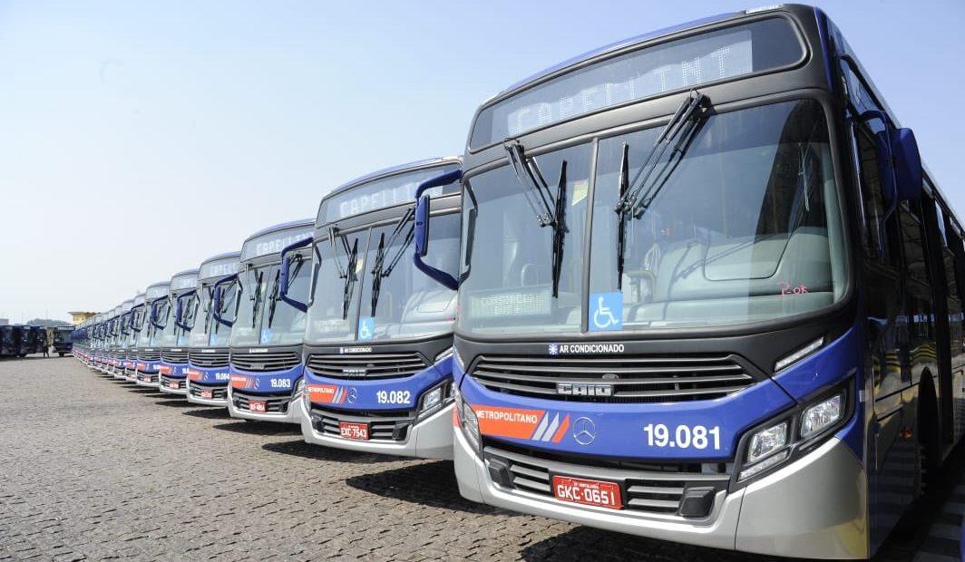 ônibus da EMTU