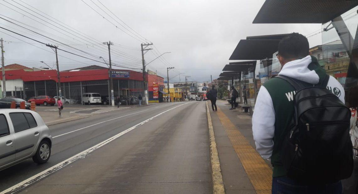 greve dos ônibus