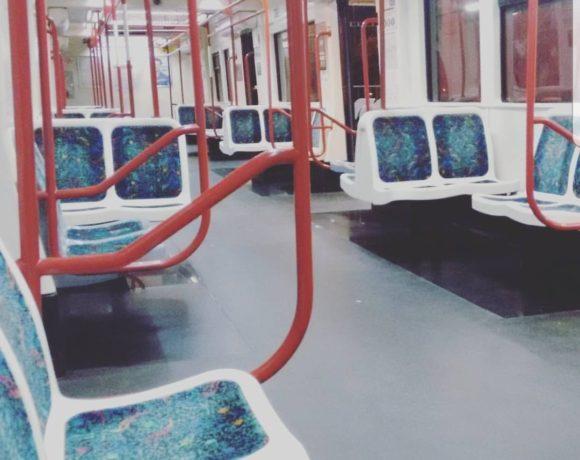 Linha 12-Safira - Trem série 2000