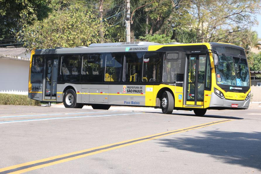 Ônibus da Metrópole Paulista