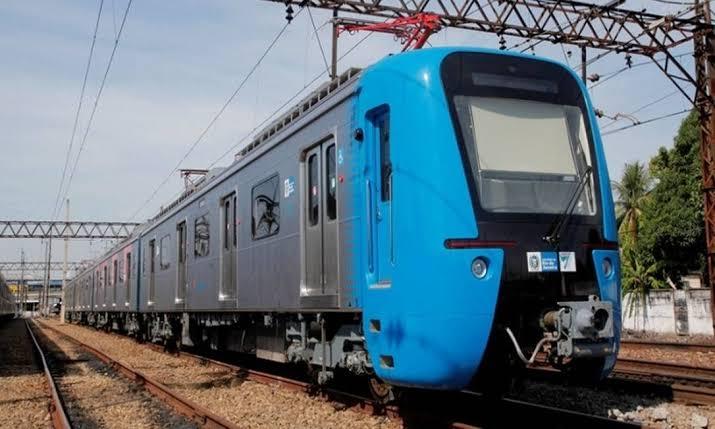 trens chines da Supervia