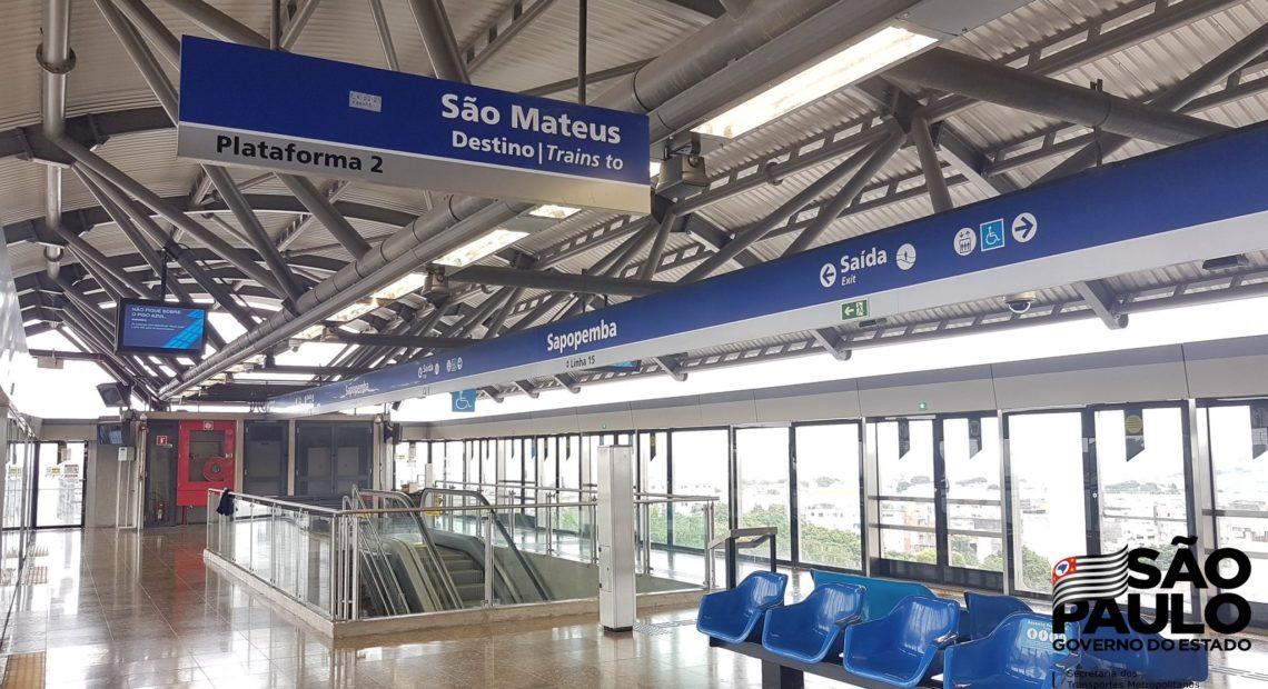 estação Sapopemba