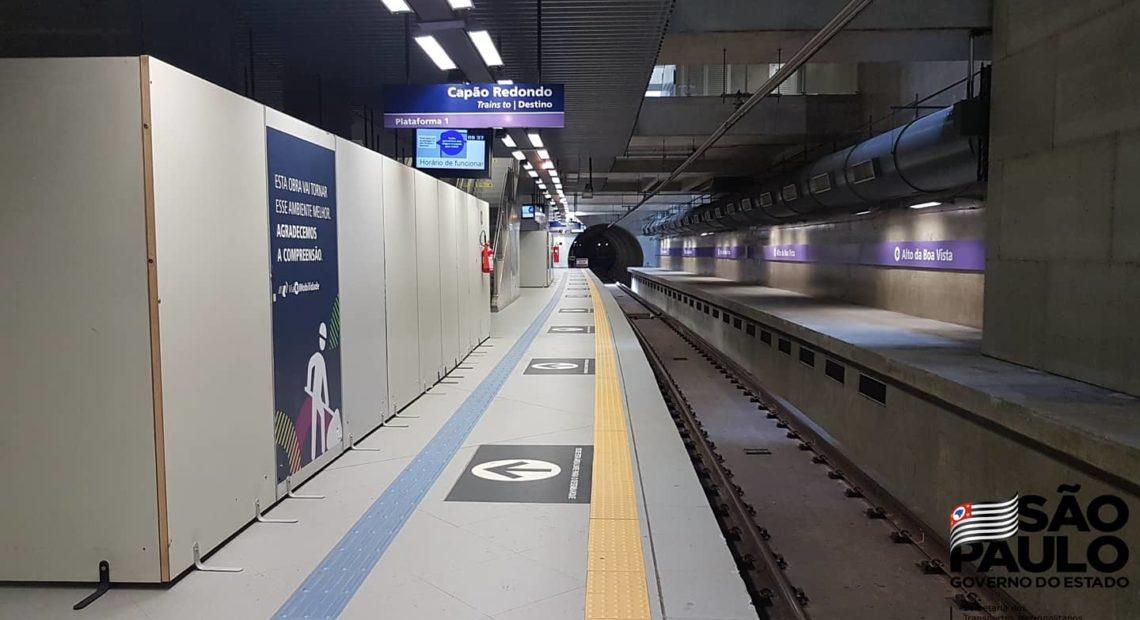 Estação Alto da Boa Vista