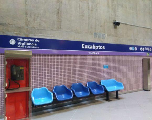 Estação Eucaliptos