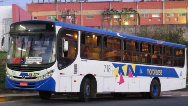 ônibus de Francisco Morato