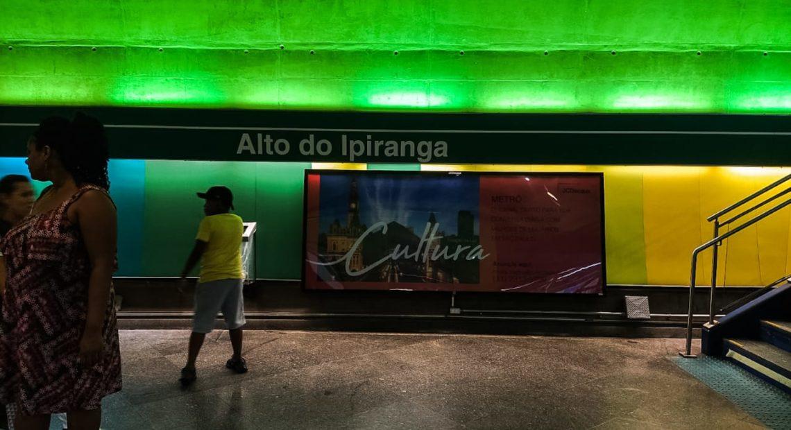 Linha 2 - Verde