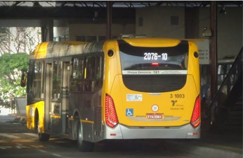 cartel dos ônibus em SP