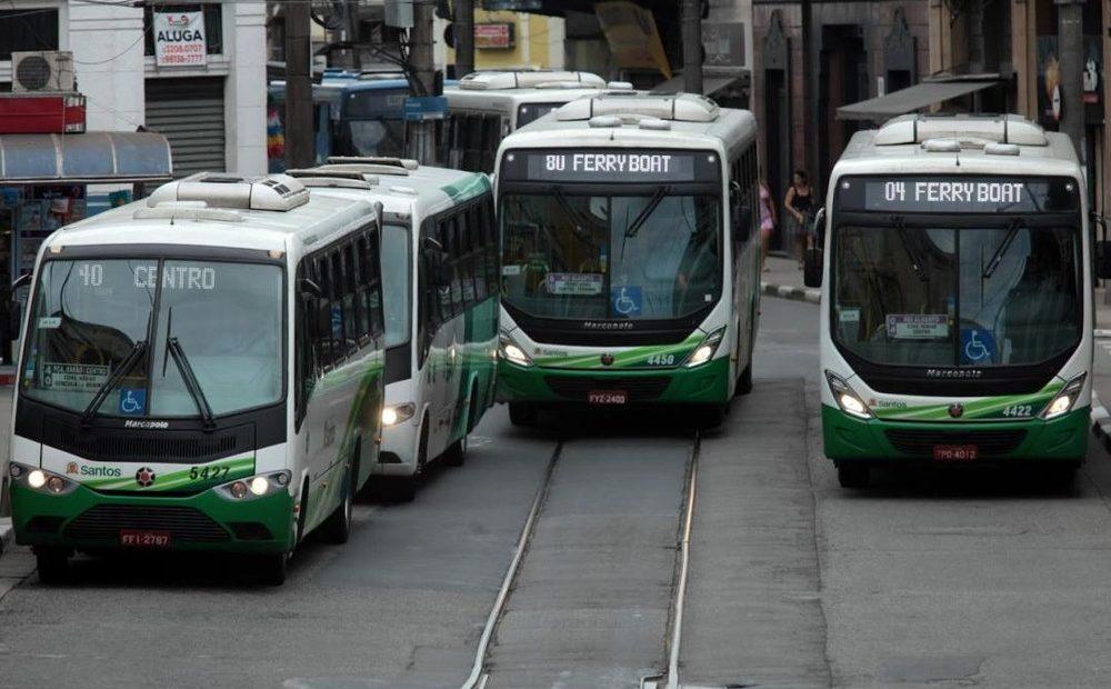 ônibus de Santos