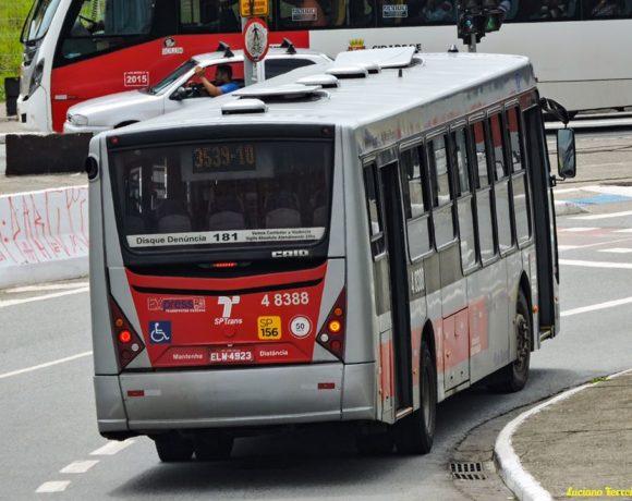ônibus da Express SPTrans
