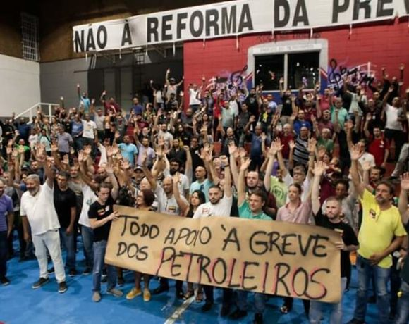 estado de greve no metrô