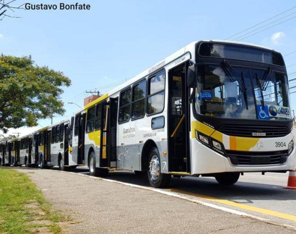 ônibus de guarulhos
