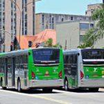 Ônibus da SPTrans Santa Brígida