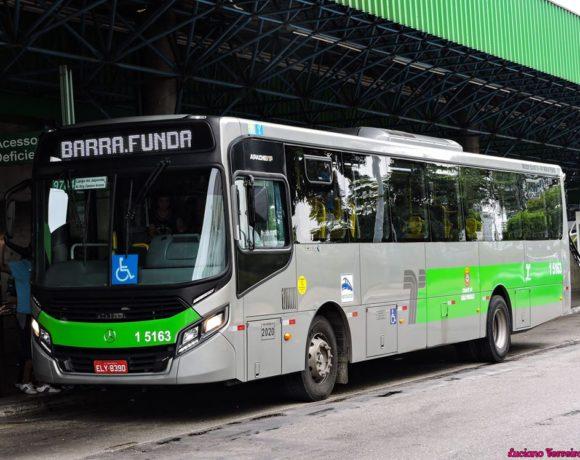 Ônibus Spencer e SPTrans