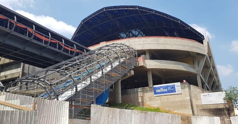 Estação e Terminal Vila Sônia