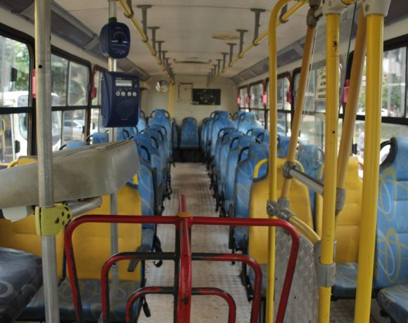 Greve de ônibus em Porto Velho