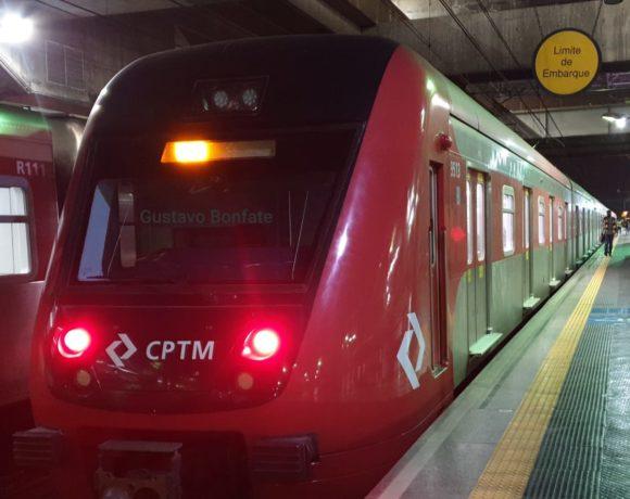 série 9500 da CPTM