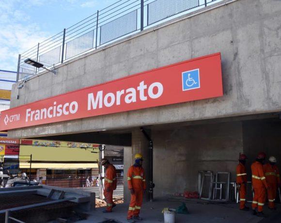 Estação Francisco Morato