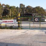 greve dos ônibus em Bertioga